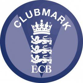 Club Awarded ECB Clubmark Accreditation