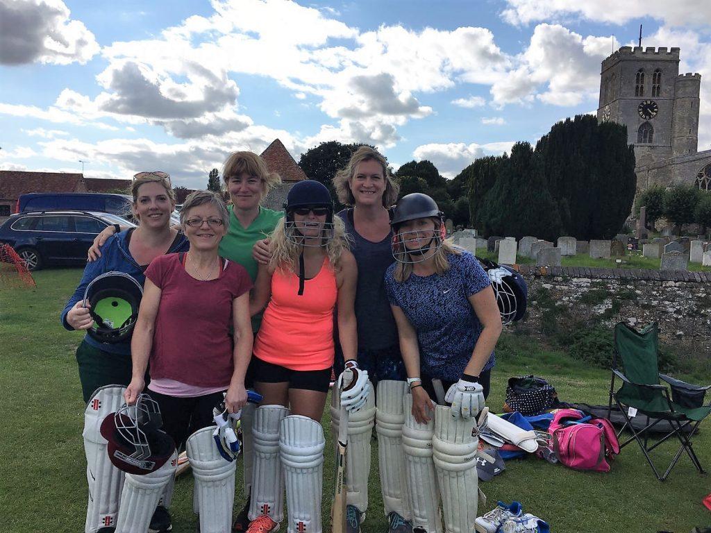 Women's Team in six-a-side