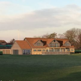 New Clubhouse For Thame Town Cricket Club