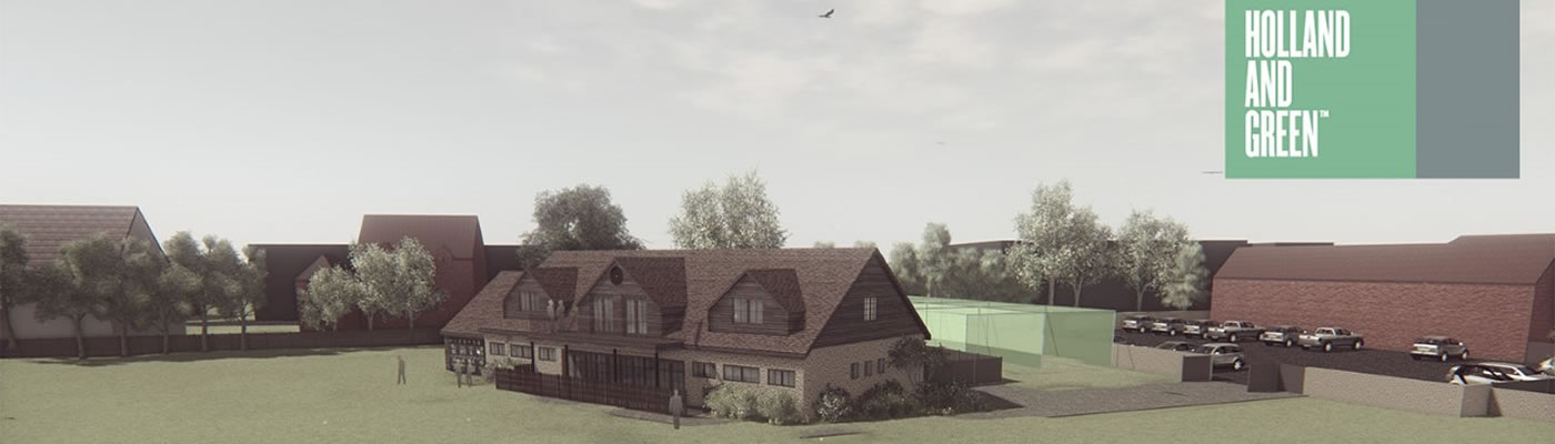 New Clubhouse Development