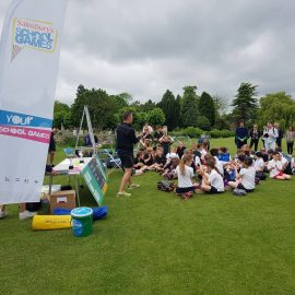 Thame Schools' Cricket Festival 2017!