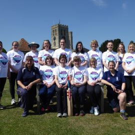 Women's Cricket in Thame moves to the next level!