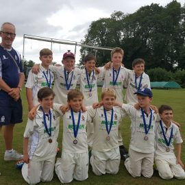Under 11s round off great season with Finals Day!