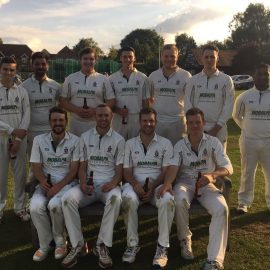 Weekly roundup – 1st XI beat Rowant to gain Promotion to Division 1! 2/9