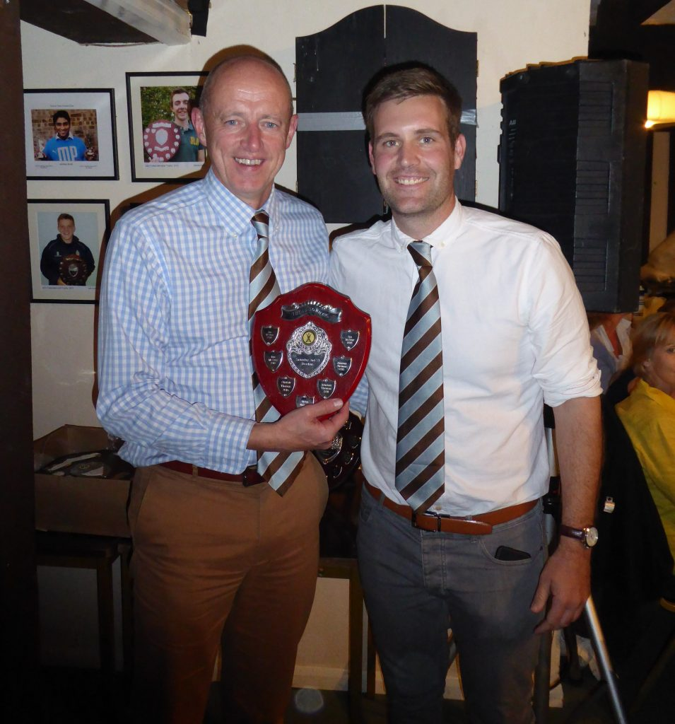 Ali Thomas - 2nd XI bowling