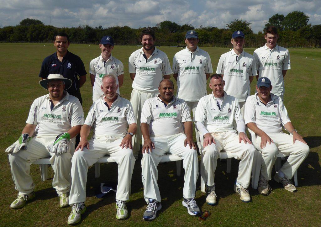 TTCC 3rd XI vs Oxford Downs - 02.09.17