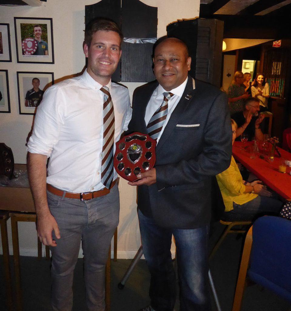 Vimal Desai - 3rd XI bowling