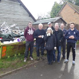NatWest CricketForce prepares club for new season