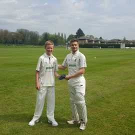 Pre-Season roundup – A future Star debuts & 4th XI under way despite rain