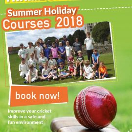 Summer Holiday Courses 2018 – BOOK NOW!