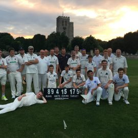 Weekly roundup – First ever 100ball match kicks off tough weekend for The Meadowmen 2/6
