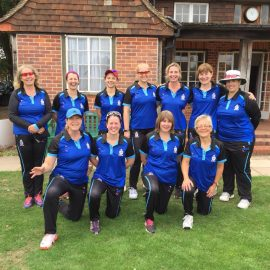 Weekly roundup – 2s & 3s on cusp of promotion & 4s win again, as Women sport new kit 18/8