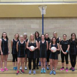 New partnership with Thame Netball Club!