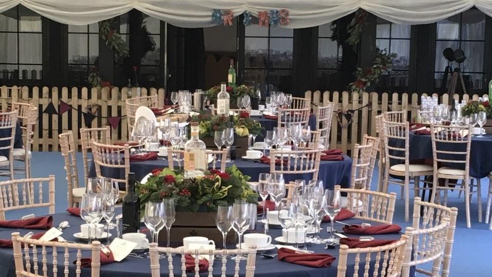 Function Hire, Meeting Rooms & Rooms To Hire For Events In Thame