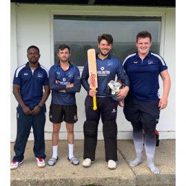 4 TTCC representatives for Oxfordshire 2s!