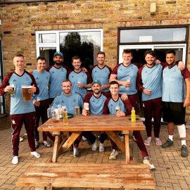 Weekly roundup – 1st XI Promoted & 3rd XI Champions! 31/8