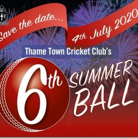 Summer Ball 2020 – save the date!