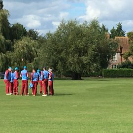 TTCC reach Home Counties & Oxfordshire T20 finals this weekend!