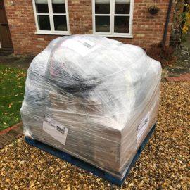 TTCC donates kit to Lord's Taverner's Scheme!