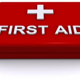 First Aid Courses – SIGN UP NOW!