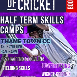Institute of Cricket Camp returns!