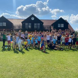 Summer Camp Success!