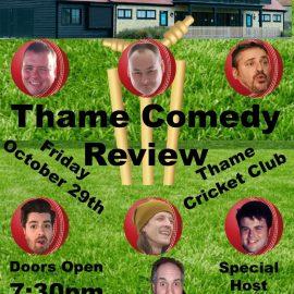 TTCC Comedy Night! Fri 29th Oct – BUY TICKETS NOW!